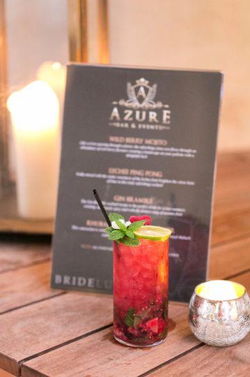 Azure Custom Menus
