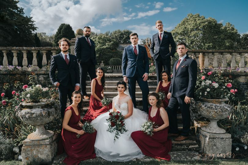 Stoke Park Pavillions Wedding