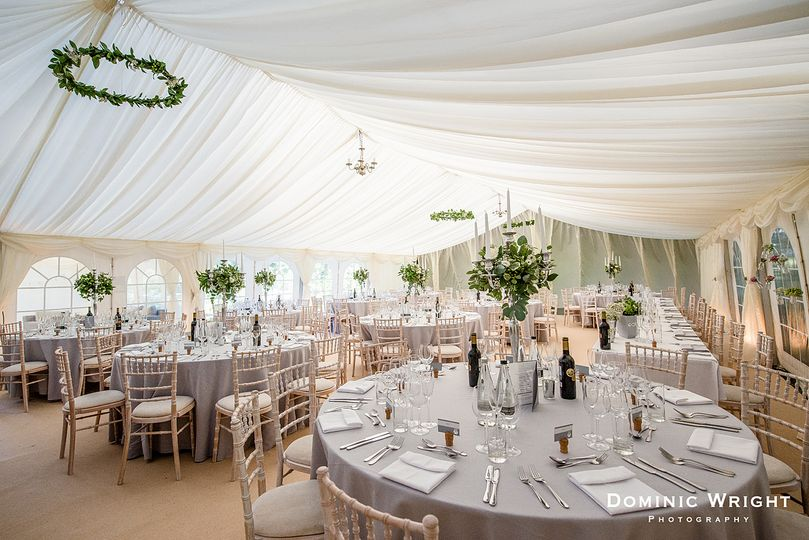 Wedding Marquee near Leeds