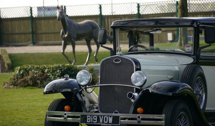 Barringtons Wedding Cars 1