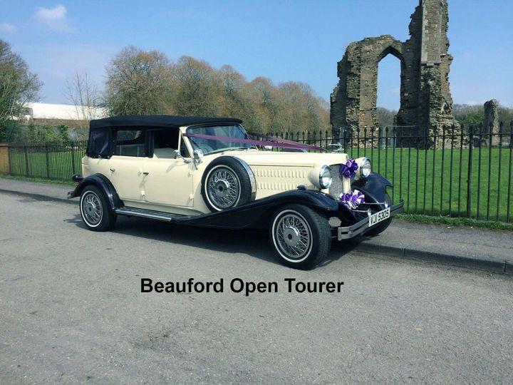 Beauford 4-door Open Tourer