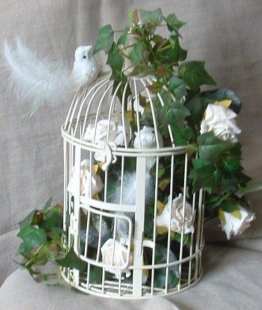 Decorated Bird Cages