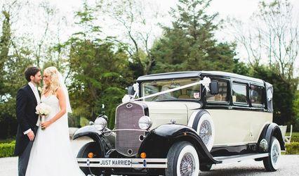 Kensington Wedding Cars 1