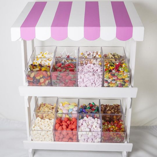 Dolly sweet stall