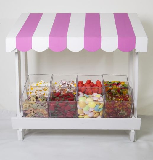 Candy sweet stall