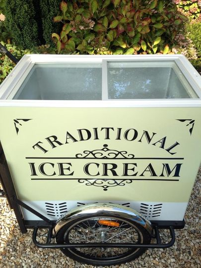 Ready for your ice cream!