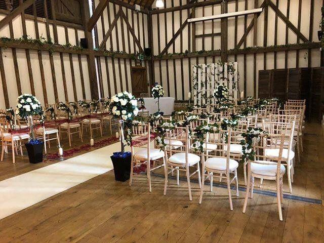 High House Barn Weddings 4