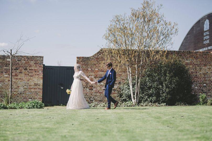 High House Barn Weddings 5