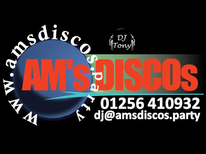 Logo AM's DISCOs