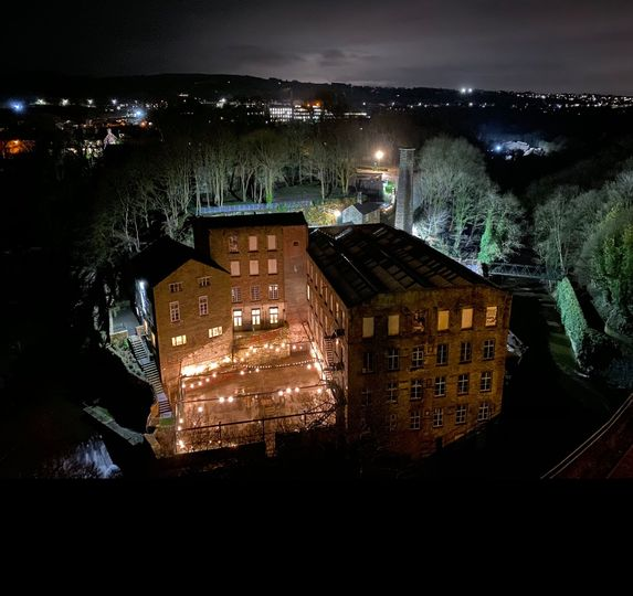 Nighttime at the Mill