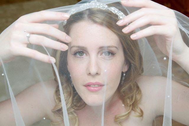 Dawn Taylor Wedding Beauty