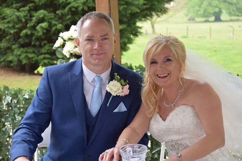 Kelly and Ian