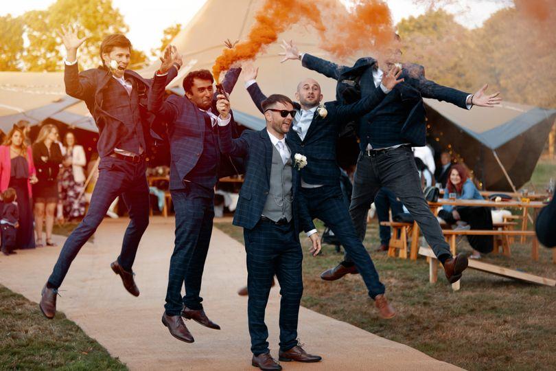 Jumping for joy - Rob Nicholson Photography