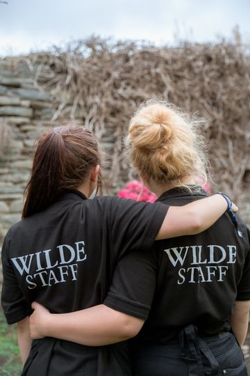 Wilde Staff