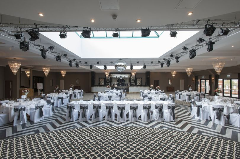 The Gatsby Ballroom
