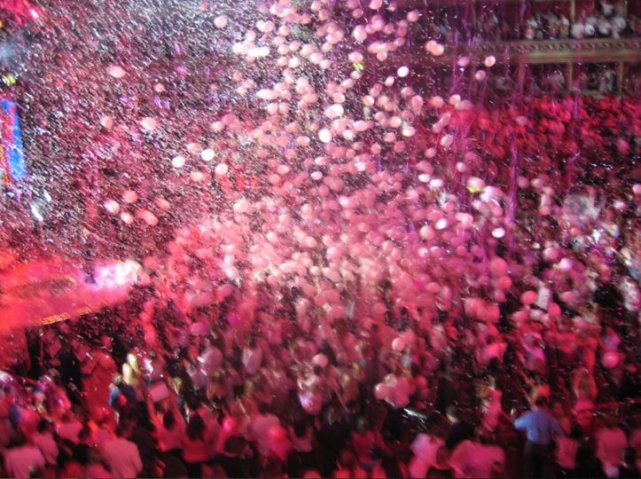 Crowd at The Royal Albert Hall
