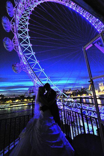 London eye wedding ceremony