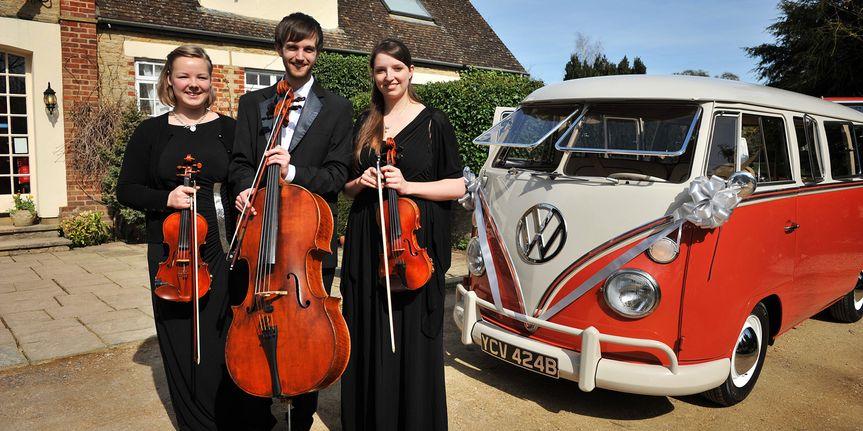 The Vyne String Quartet, Trio or Duo