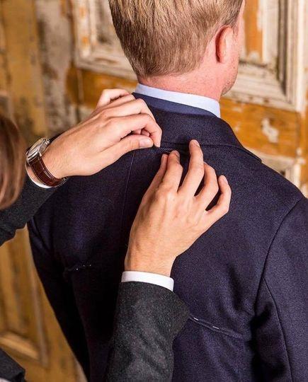 Groom Attire Christie's Tailors 2