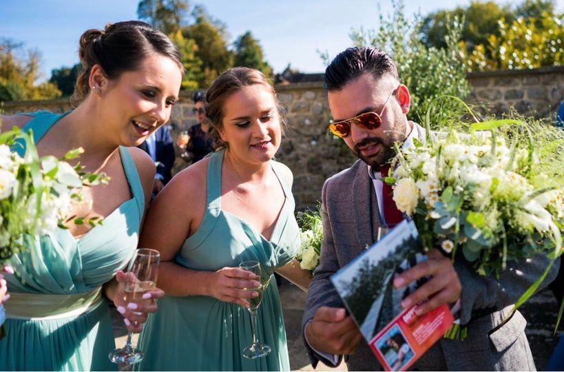 Checkout the magazine - Dapper & Bride