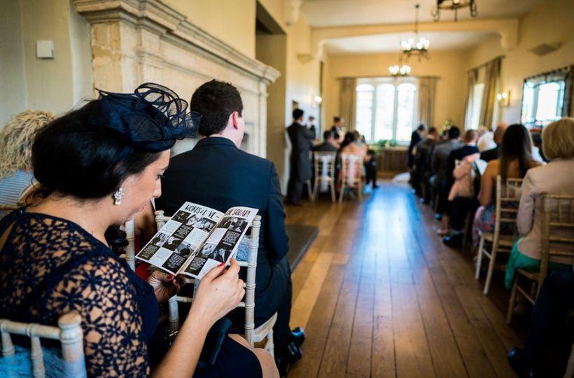 Wedding souvenirs - Dapper & Bride