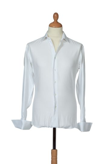 Bespoke wedding shirt