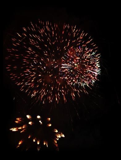 Fireworks for your wedding