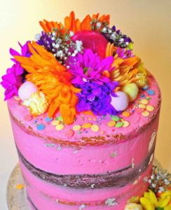Cakes with charm