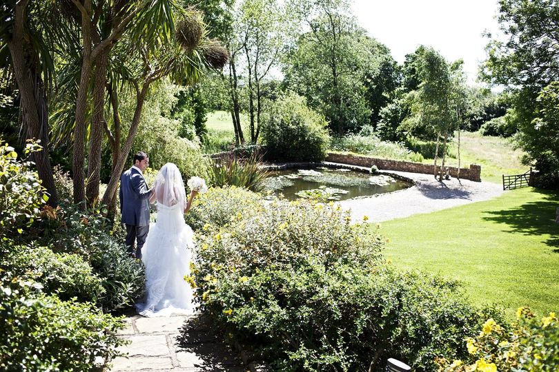 Ideal for a newlywed stroll