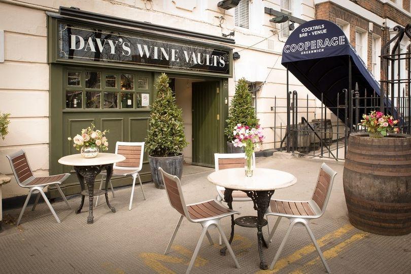 Davy's Wine Vaults 1
