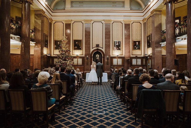 Couple ceremony