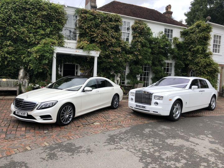 Mercedes S Class / Rolls Royce