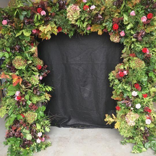 Foliage & Flower Arches
