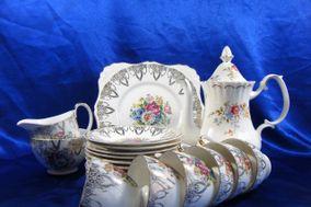 Lancashire Vintage China