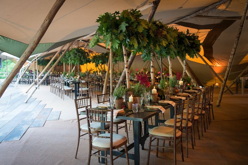Marquee Hire The Stunning Tents Company 37