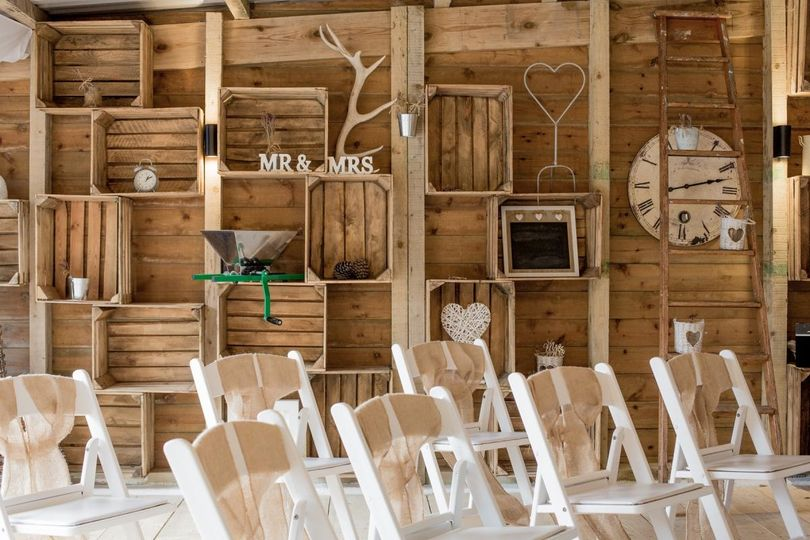 "The Apple Barn for your ""I do's"""