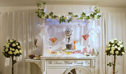 Sweetheart Candy Company - Sweet Cart