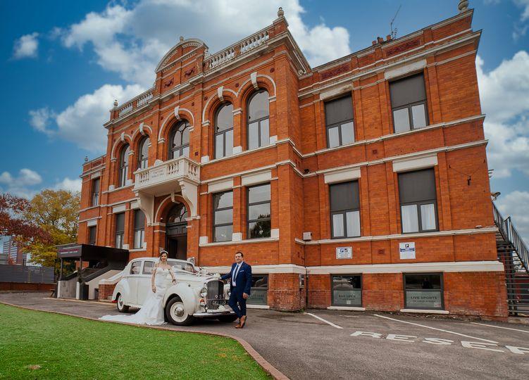 Trafford Hall Hotel