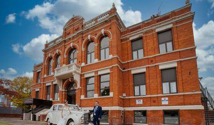Trafford Hall Hotel 1