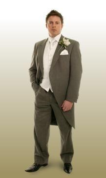 Classic Wedding Suit Hire