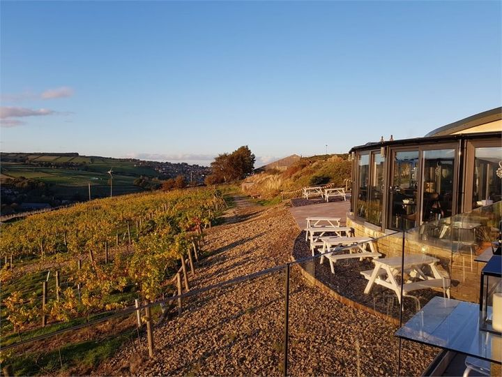 Holmfirth Vineyard Views