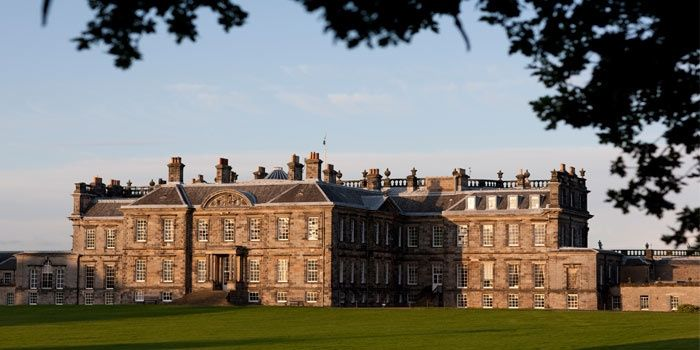 Hopetoun House 1