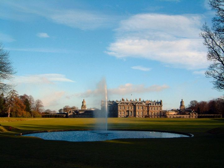 Hopetoun House 22