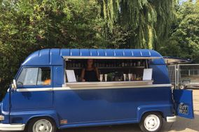 The Prosecco Van by The Vintage Bar Co.