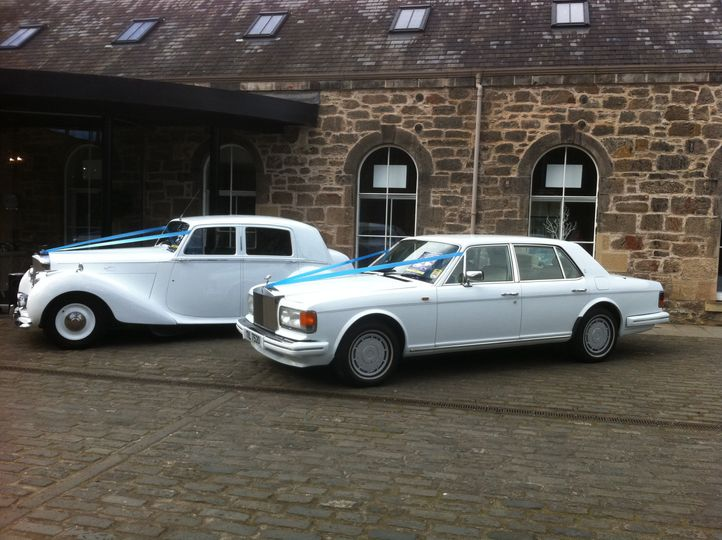 MK6 & Rolls Royce