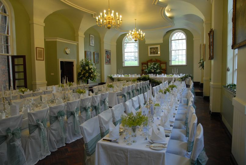 The Moulsdale Hall