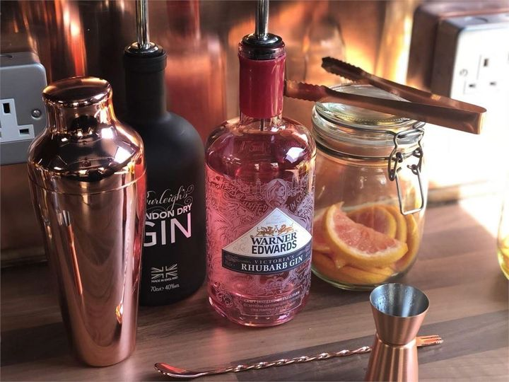 Mobile Bar Services Tin & Tonic 7
