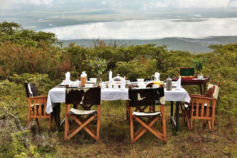 Honeymoon on an African Safari