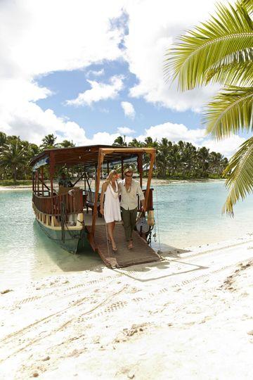 Honeymoon in Cook Islands