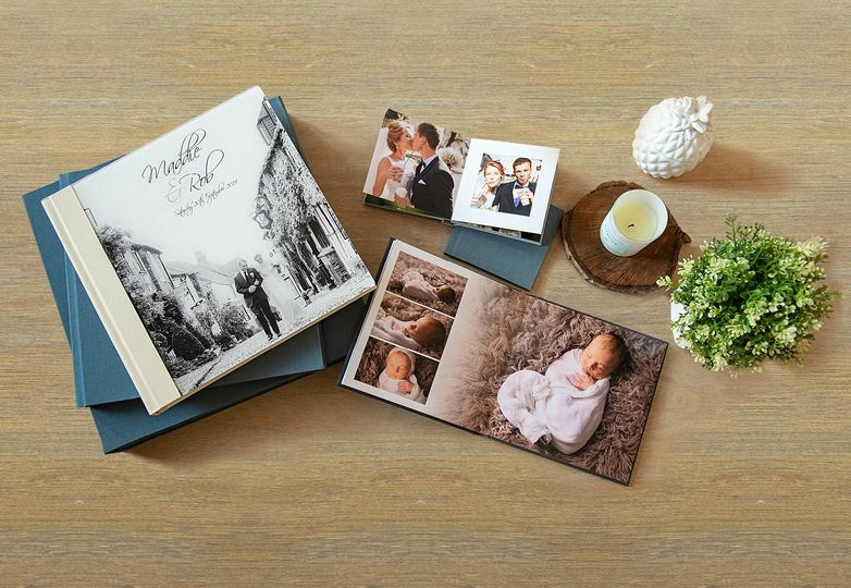 Albums and Guest Books PikPerfect Wedding Albums 10